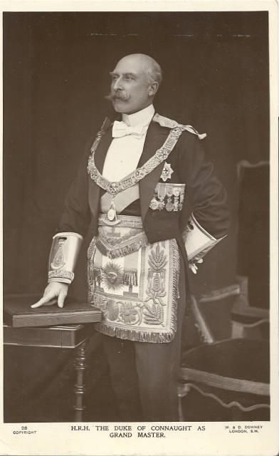 Duke of Conaught